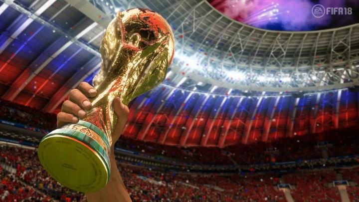 Russia 2018, dal 29 maggio anche su FIFA 18