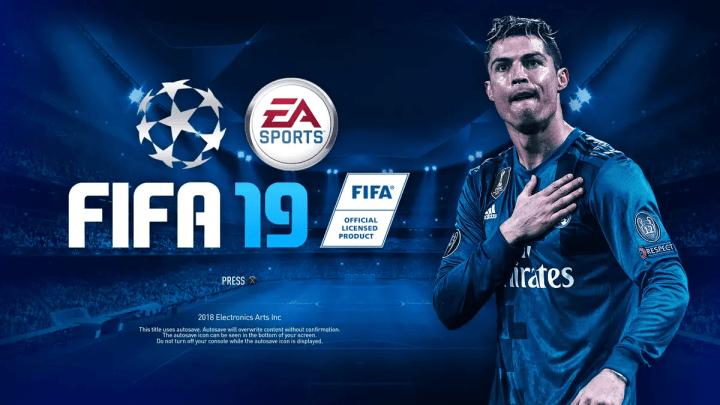 FIFA 19, ufficiale l'arrivo della Champions League
