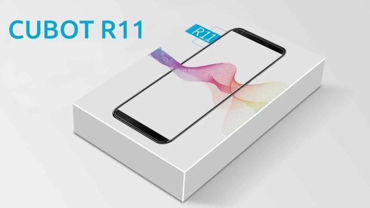Smartphone economici, Cubot R11: la nostra recensione
