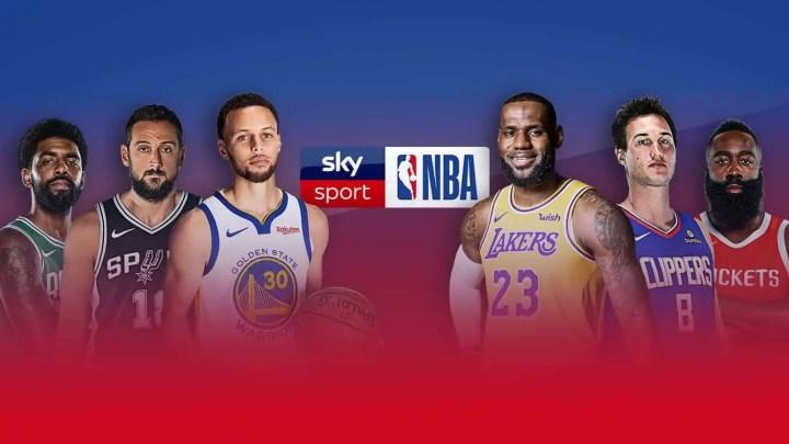NBA, al via questa notte la nuova stagione