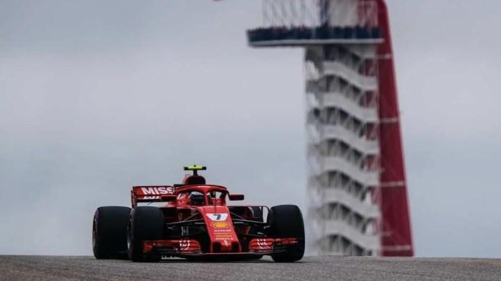 Formula 1, GP USA: vince Raikkonen, rinviata festa mondiale