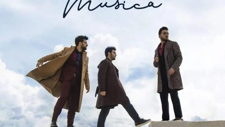 """Il Volo, dieci anni di """"Musica"""": il nuovo album dal 22 febbraio"""