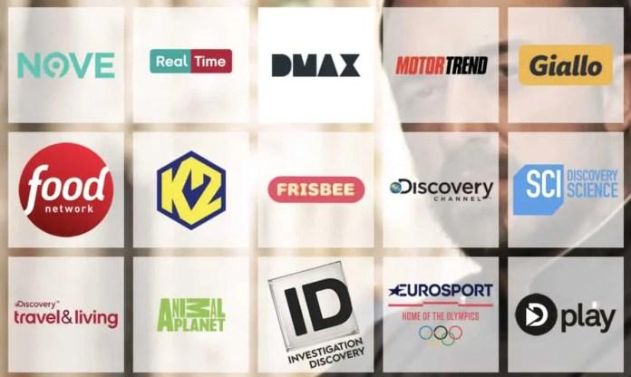 Discovery Italia, nel 2019 record di ascolti