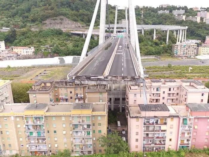 Ponte Morandi, su National Geographic il documentario del disastro