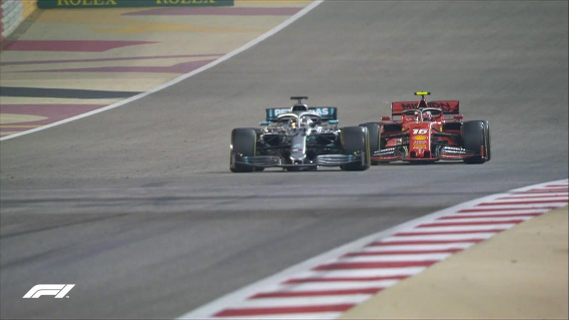 F1, in Bahrain succede di tutto. Vince Hamilton