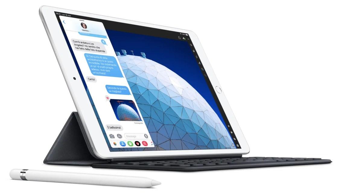 Apple, ecco i nuovi iPad Air e iPad Mini