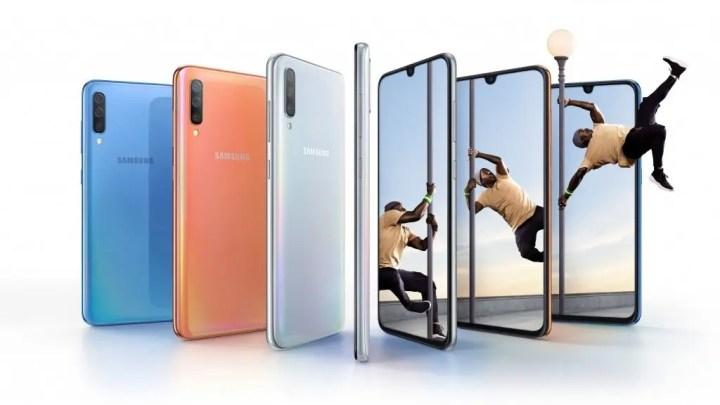 Samsung presenta la nuova linea Galaxy A