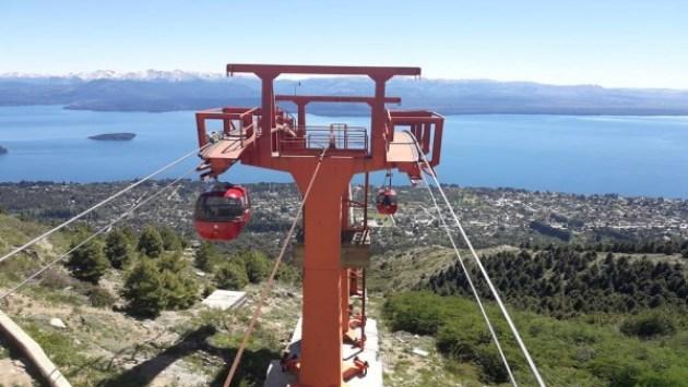 Resultado de imagen de Cerro Otto en Bariloche