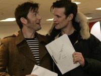 Doctor Who_David Tennant e Matt Smith
