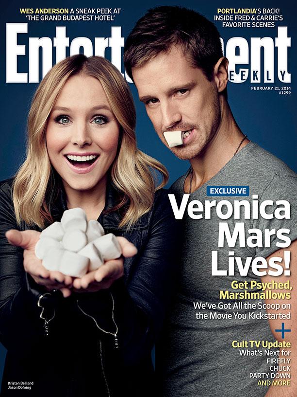 VeronicaMars-cover-Entertainment-Weekly
