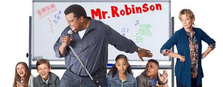 Mr Robinson