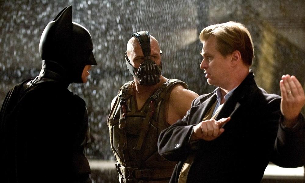 Christopher Nolan in The Dark Knight Rises
