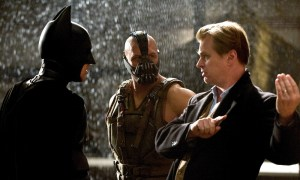 Christopher Nolan in The Dark Knight Rises