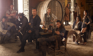 perchè recuperare black sails