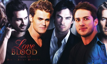 the vampire diaries convention