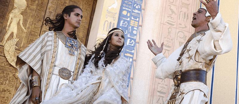 tut il destino di un faraone