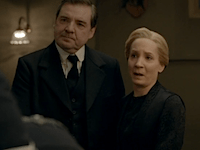 DOWNTON ABBEY 6.01 BATES ANNA