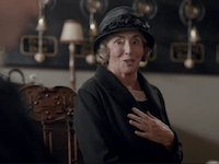 DOWNTON ABBEY 6.01 DENKER