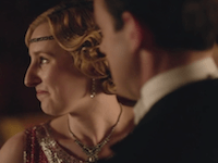 DOWNTON ABBEY FINALE S06.E09 CHRISTMAS SPECIAL EDITH