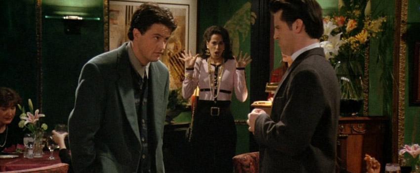 Chandler e Ross