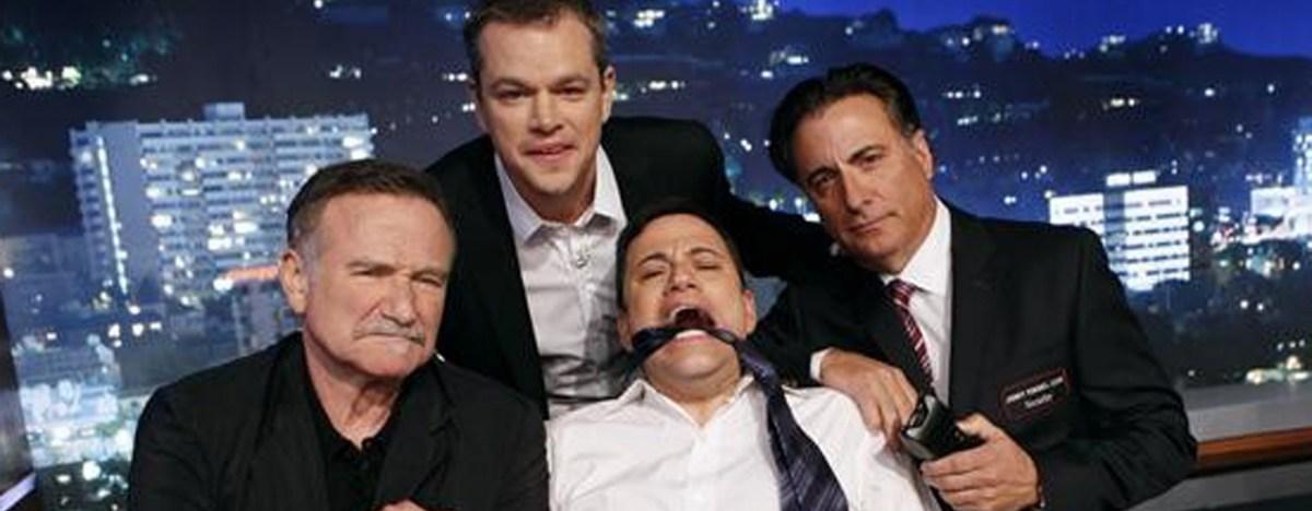 Jimmy Kimmel: Il riassunto e le tappe salienti della faida con Matt Damon