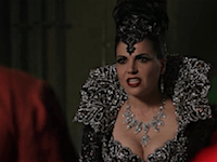ONCE UPON A TIME evil queen5.23