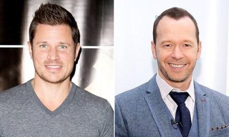 Donnie Wahlberg e Nick Lachey