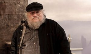 George R.R. Martin-Game of Thrones