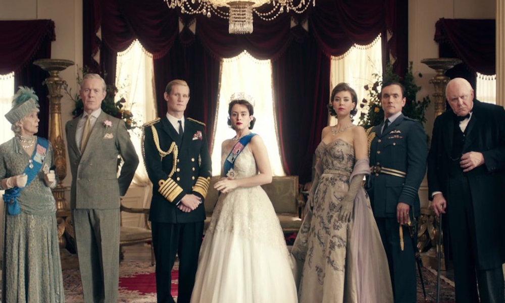 The Crown: dove è stata girata la serie tv di Netflix?