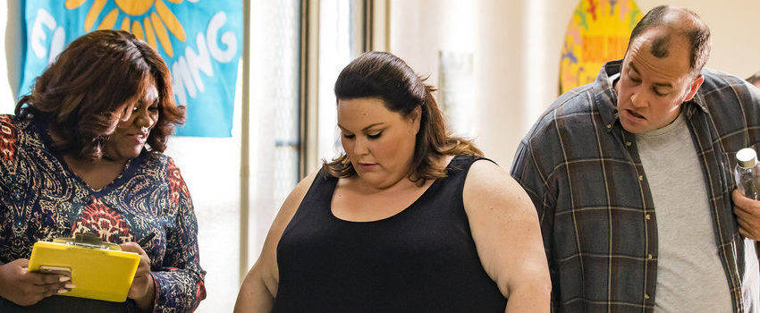 This Is Us: Chrissy Metz ha accettato di perdere peso per interpretare Kate