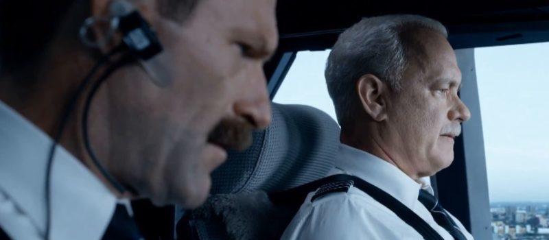 Sully - Tom Hanks e Aaron Eckhart 2