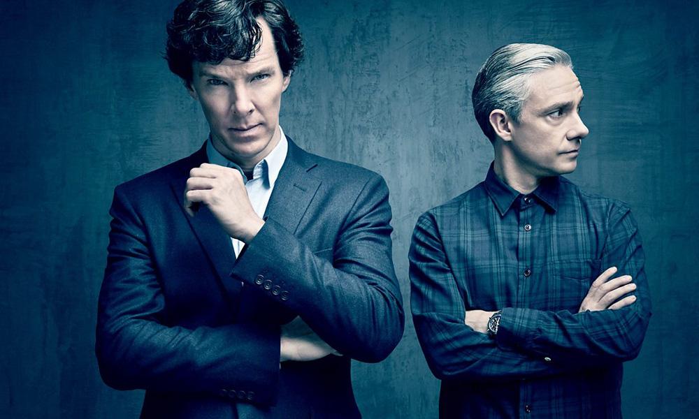 Sherlock e le aspettative dei fan: Benedict Cumberbatch ribatte a Martin Freeman
