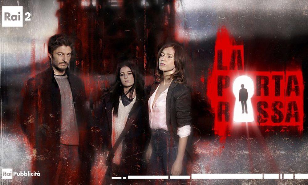 La Porta Rossa: la nuova serie di Carlo Lucarelli dal 22 febbraio su Rai2