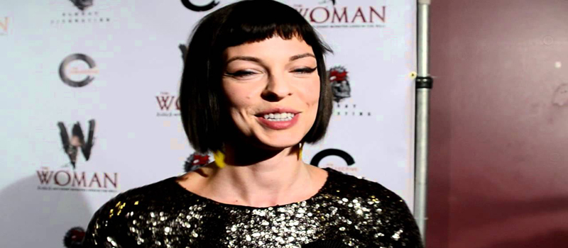 Pollyanna McIntosh