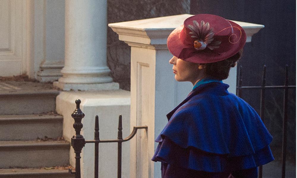 Mary Poppins: il teaser, le foto e tutto quello che sappiamo sul sequel