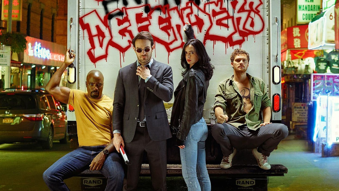 The Defenders: terminate le riprese dell'attesissima serie Marvel
