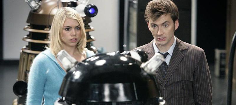 doctor who david tennant rose tyler