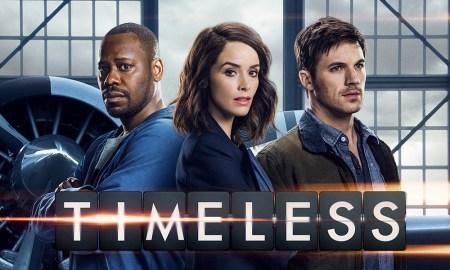 Timeless seconda stagione