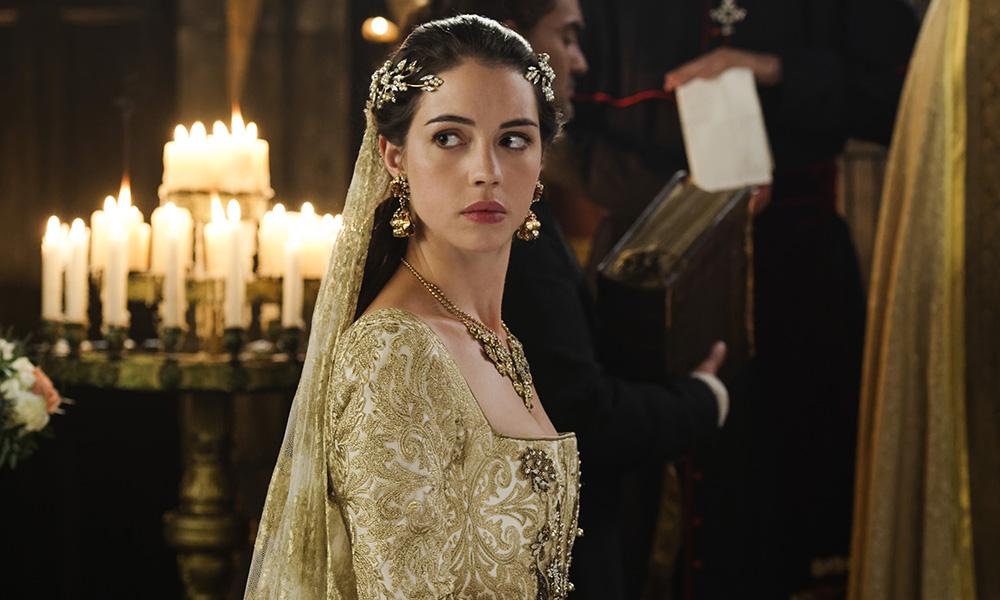 Reign: Conclusione affrettata (ma romantica) per Mary. Recensione Quarta Stagione