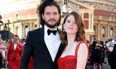 Kit Harington e Rose Leslie
