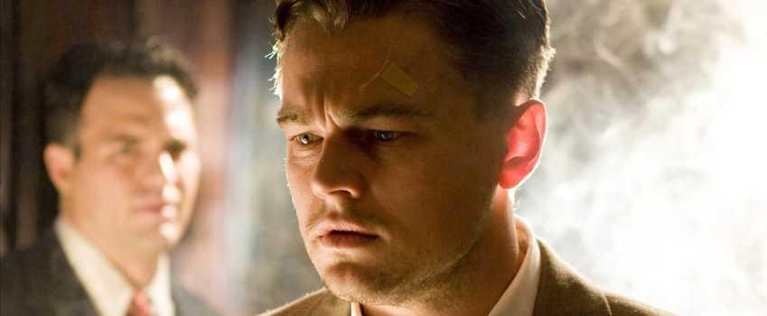 Leonardo DiCaprio in ShutterIsland
