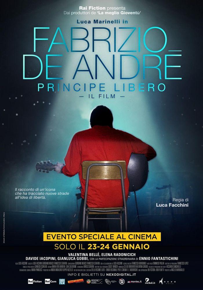 Principe Libero - Film su Fabrizio De Andrè