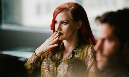 Jessica Chastain The Death and Life of John F. Donovan