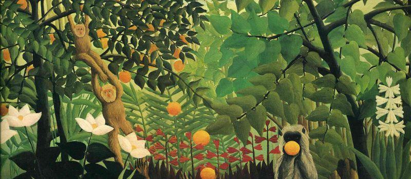 Rousseau il Doganiere - Un pittore nella Giungla