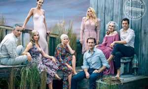 reunion del cast di Dawson's Creek