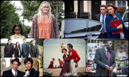 6 serie TV inglesi 2018