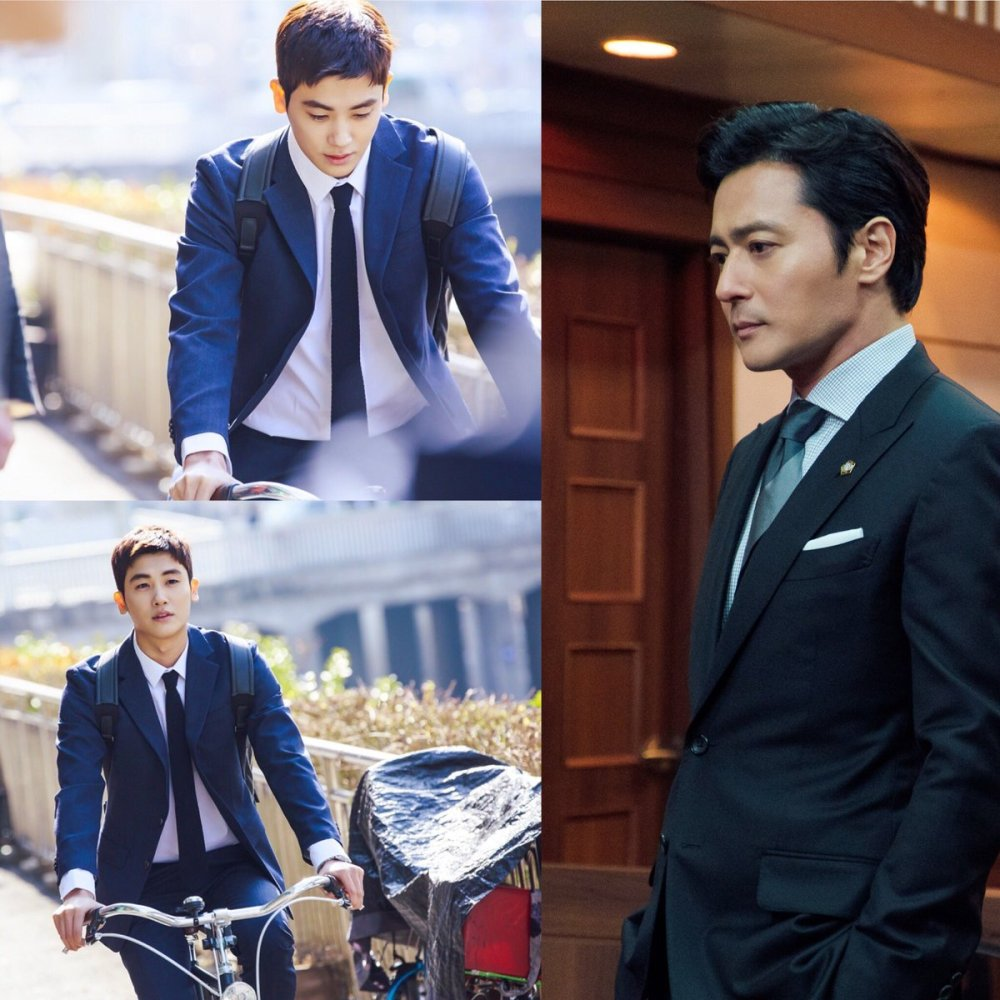 Suits Corea kdrama remake