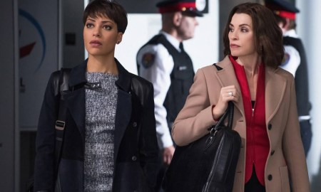 The good wife the good fight Cush Jumbo