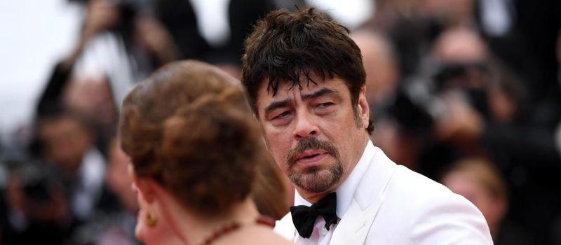 Festival di Cannes 2018 - benicio del toro