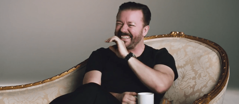 after life netflix Ricky Gervais